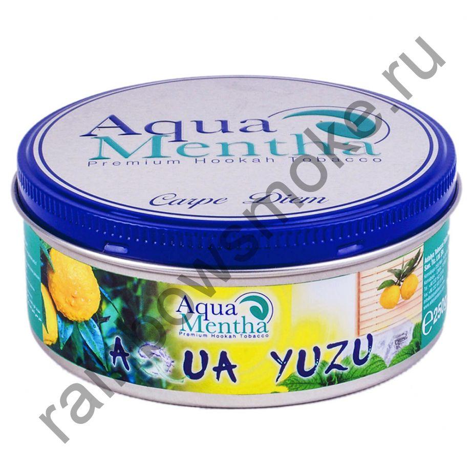 Aqua Mentha 250 гр - Aqua Yuzu (Ледяной Юдзу)