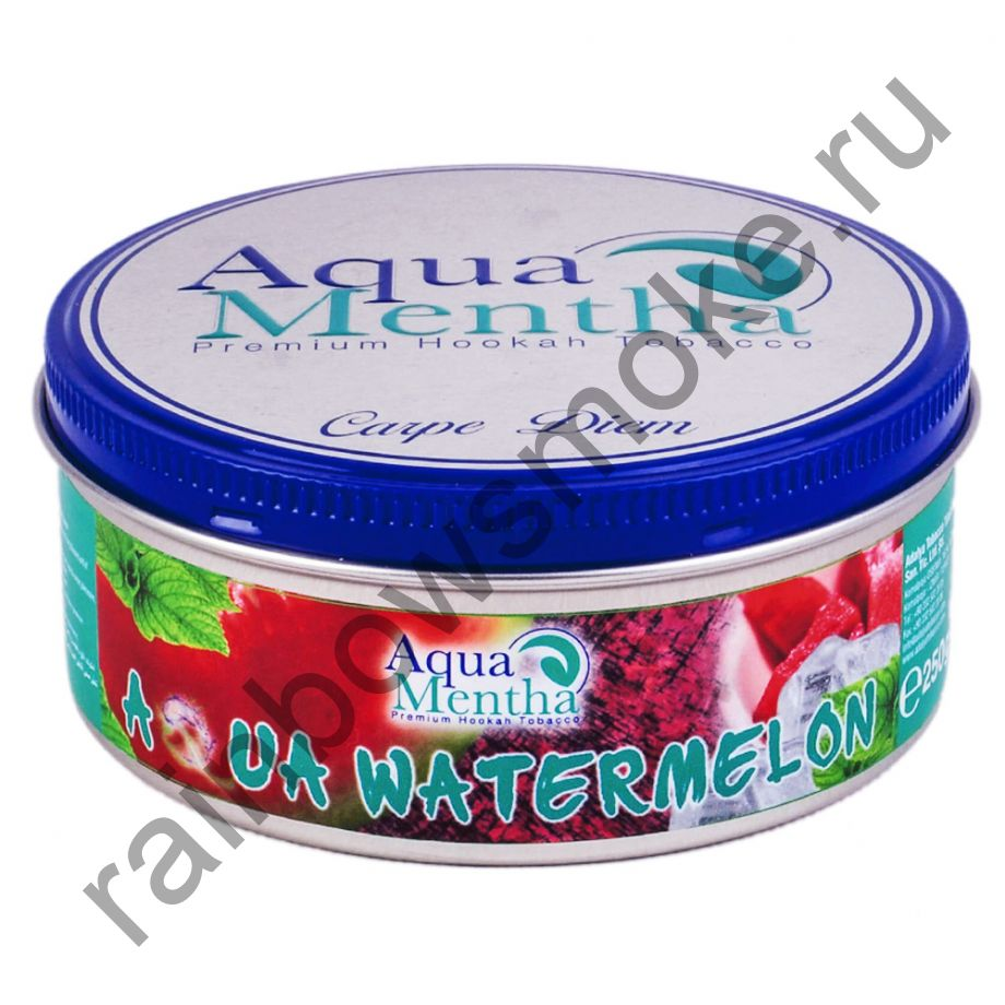 Aqua Mentha 250 гр - Aqua Watermelon (Ледяной Арбуз)