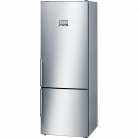 Отдельностоящий холодильник-морозильник Bosch KGN56HI20R Home Connect