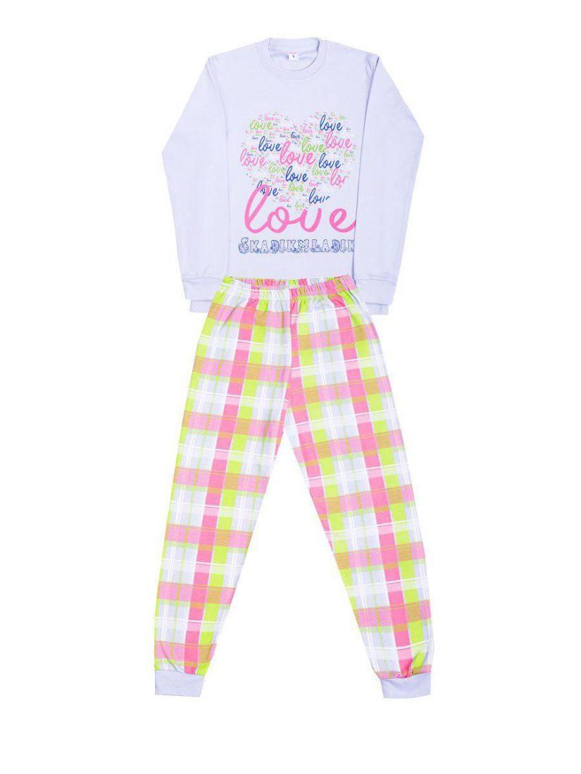 Пижама для девочки Love