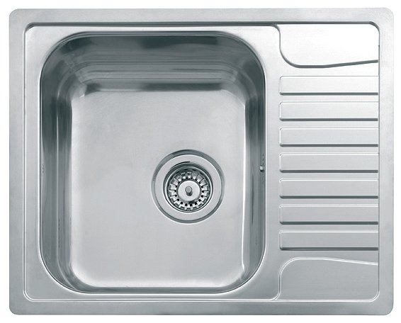 Интегрированная кухонная мойка Reginox Admiral  L 40 LUX OKG