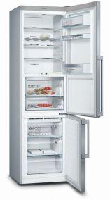 Холодильник с нижней морозильной камерой Bosch KGF39PI3OR VitaFresh