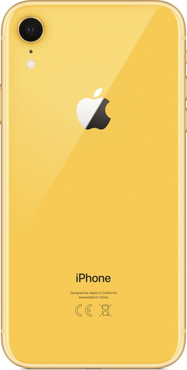 Apple iPhone XR 128GB (желтый)