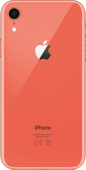 Apple iPhone XR 128GB (коралловый)