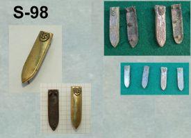 S-98. Шестовицы 9-10 век