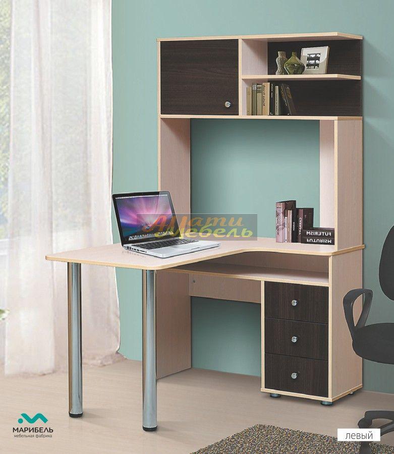 Стол компьютерный 2 СК 2 ЛДСП