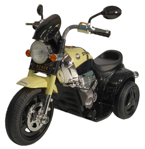 Детский электромобиль (2020) TR1508A (6V) Бежевый