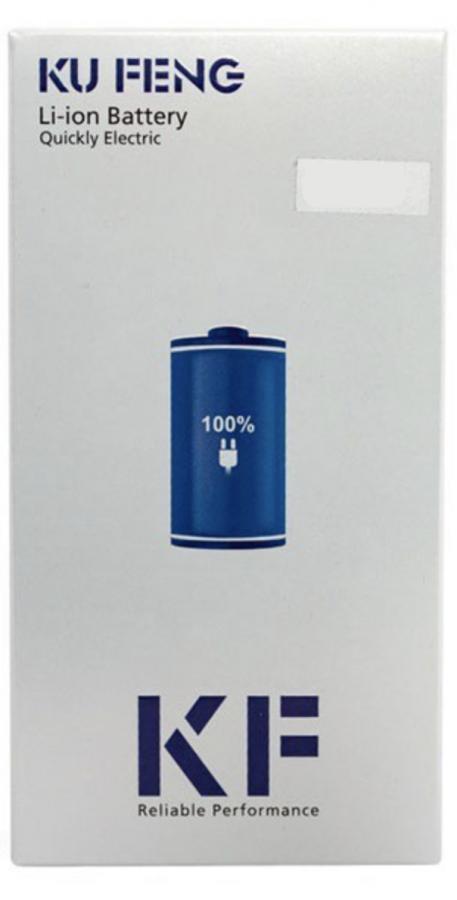 Аккумулятор KF Apple iPhone 6 (1810 mAh)