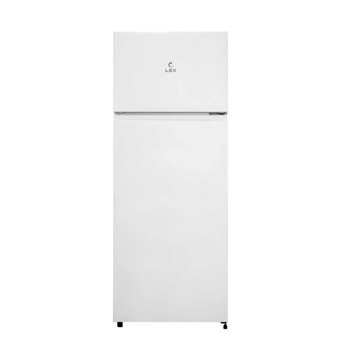 Холодильник LEX RFS 201 DF White