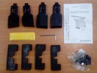Адаптеры для багажника Lada XRay, Евродеталь, артикул ED10-016