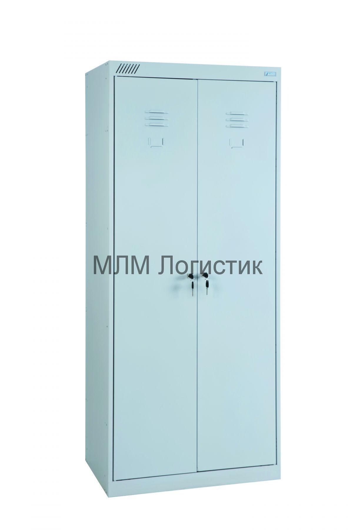 Металлические шкафы для одежды серии ШМУ