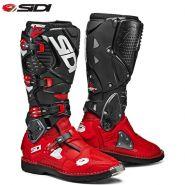 Ботинки Sidi Crossfire 3, Красно-чёрные
