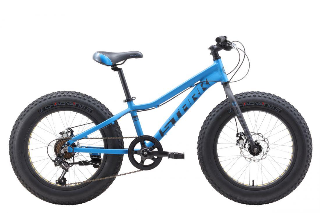 Велосипед подростковый STARK ROCKET FAT 20.1 D 2019