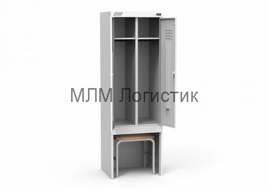 шкафы для одежды серии ШРК-22 ВСК схема