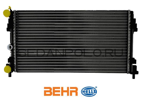 Радиатор охлаждения основной Behr Hella Volkswagen Polo Sedan/Rapid