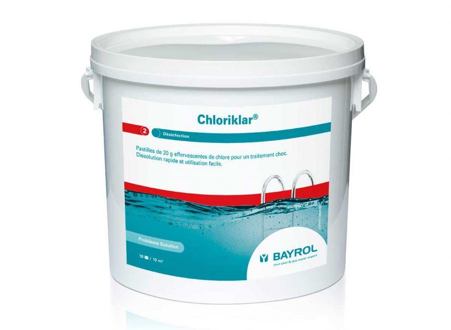 Хлориклар 5 кг (Chloriklar 5 kg) Bayrol