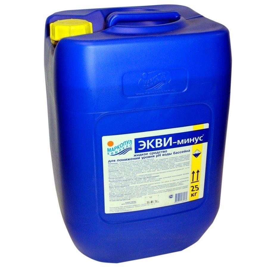ЭКВИ-Минус жидкий 20 л (25 кг)