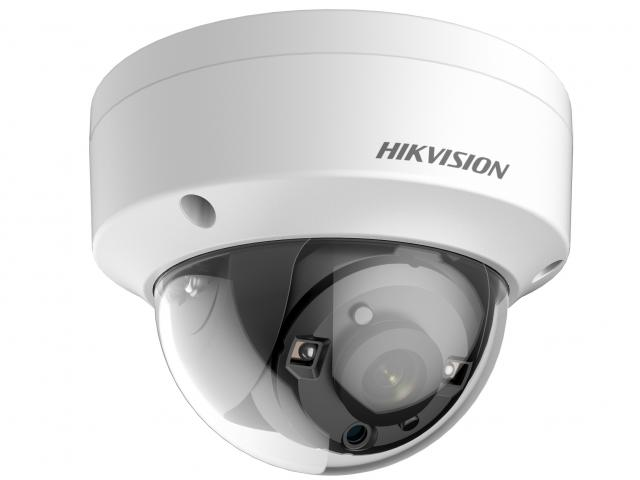 HD-TVI видеокамера Hikvision DS-2CE57U8T-VPIT