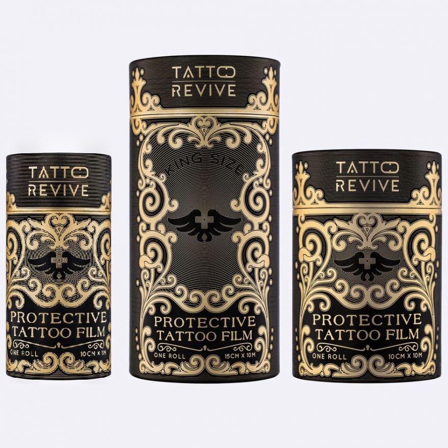Защитная пленка для татуировки REVIVE