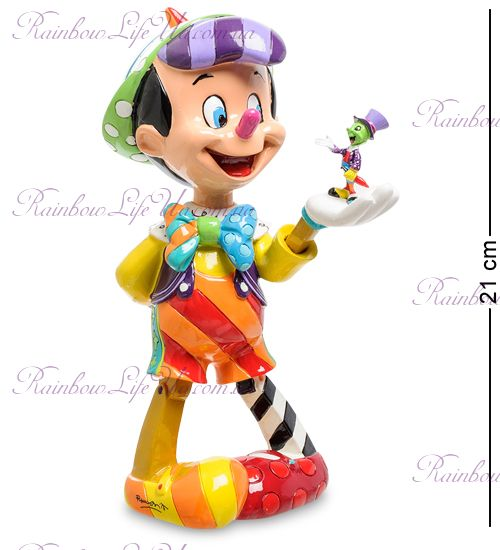 """Фигурка Пиноккио """"Disney. Britto"""""""