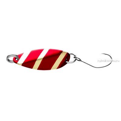 Блесна колеблющаяся Sprut Dakatsu Micro Spoon 25мм / 1,8 гр / цвет: GR