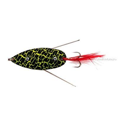 Блесна колеблющаяся Sprut Fugubiki Spoon 70мм / 23 гр / цвет: LT