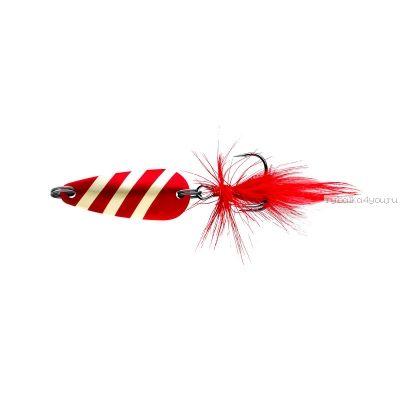 Блесна колеблющаяся Sprut Kataro Micro Spoon 30мм / 3,2 гр / цвет: GR