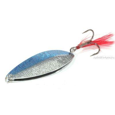 Блесна колеблющаяся Sprut Takobiki Spoon 68мм / 23 гр / цвет: SB