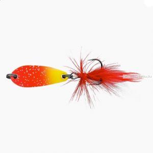 Блесна колеблющаяся Sprut Yasuri Micro Spoon 30мм / 3,4 гр / цвет: RY