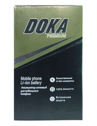 Аккумулятор Doka Apple iPhone 7 (1960 mAh)