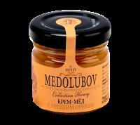 Крем-мёд Медолюбов с грецким орехом 40мл