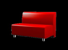 Диван Лайт 1800 красный