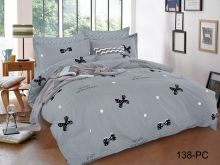 Постельное белье Поплин PC 2-спальный Арт.20/138-PC