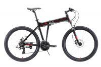 Велосипед складной STARK COBRA 26.2 D 2019