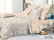 Постельное белье Сатин SL 2-спальный Арт.20/477-SL