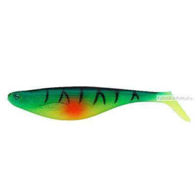 Мягкая приманка Sprut Akira Shad 125 мм / 14,5 гр / упаковка 4 шт / цвет: GRT