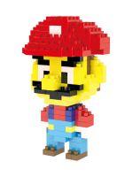 Конструктор Wisehawk & LNO Супер Марио 160 деталей NO. 006 Super Mario Gift Series