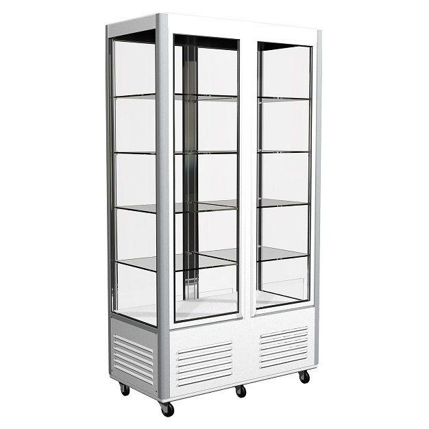 Шкаф холодильный Полюс Latium D4 VM 800-1 (Carboma R800C)