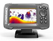 Эхолот Lowrance HOOK2-4X GPS BULLET SKIMMER CE ROW + аккумулятор