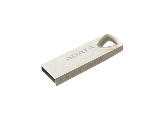 8GB USB-флэш накопитель ADATA UV210 золотой мет.