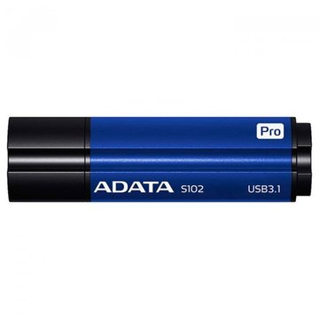 64GB USB-флэш накопитель ADATA  USB3.0  S102 PRO синий (80/40 мб/с)