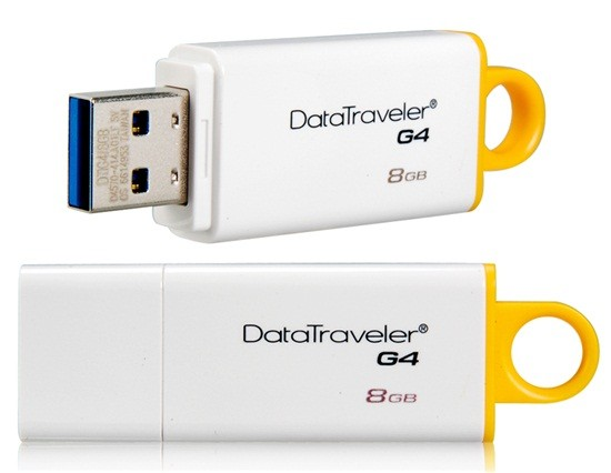 8GB USB3.0-флэш накопитель Kingston DTI Gen.4