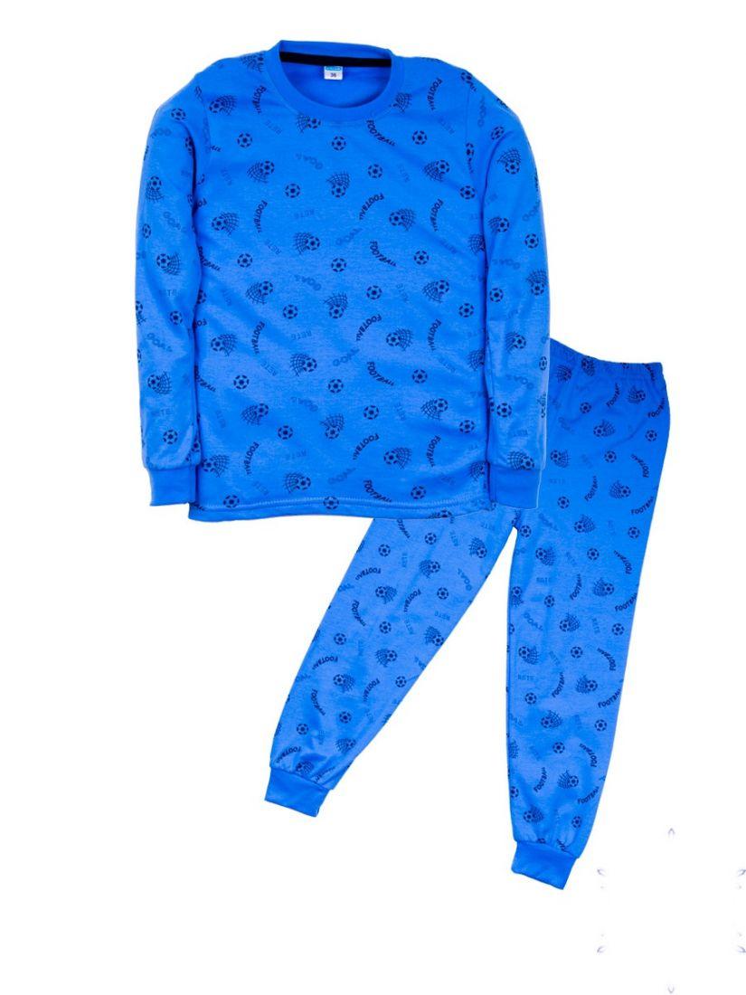 Пижама с начесом Футбол