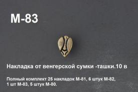 M-83. Венгрия 10 век