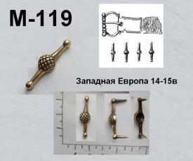 M-119. Европа 14-15 век