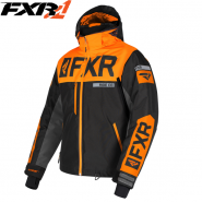 Куртка FXR Helium-X - Black/Orange мод. 2019