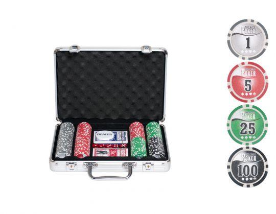 Покер 200 фишек Nuts