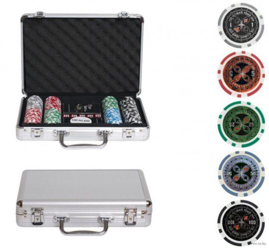 Покер 200 фишек Ultimate