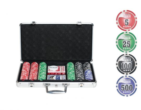 Покер 300 фишек Nuts