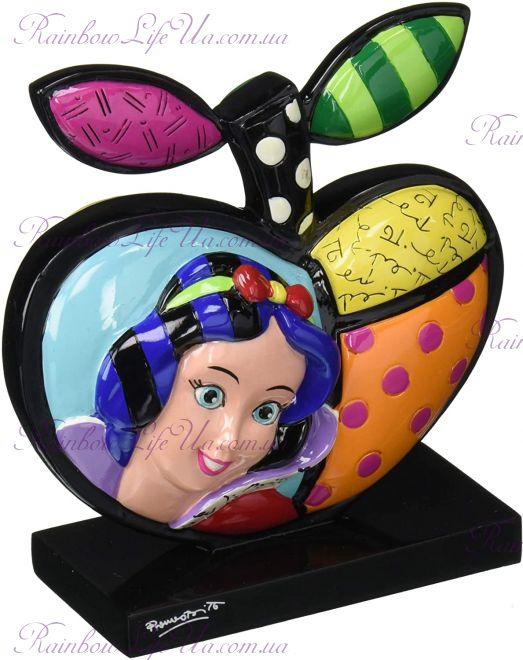 """Статуэтка Белоснежка яблоко """"Disney. Britto"""""""